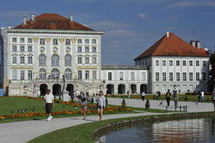 Schloss Nymphenburg, Munich, Germany Royalty Free Stock Images
