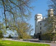 Schloss Orlik nad Vltavou Lizenzfreies Stockbild