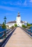 Schloss Ort Royalty-vrije Stock Afbeeldingen