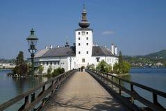 Schloss Orth Stockfoto