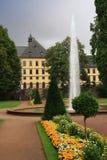 Schloss-Palast von Fulda stockfotografie