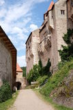 Schloss PernÅ-¡ tejn lizenzfreies stockbild