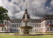 Schloss Philippsruhe, Hanau, Duitsland Royalty-vrije Stock Afbeelding