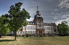 Schloss Philippsruhe in HDR Stock Image
