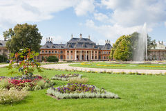 Schloss Pillnitz Stockfotos