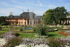 Schloss Pillnitz Lizenzfreie Stockfotografie