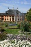 Schloss in Pillnitz Stockbilder