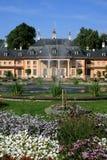 Schloss in Pillnitz Stockfoto