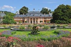 Schloss Pillnitz, Dresden Stockbild