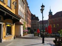 Schloss-Platz Lizenzfreies Stockbild