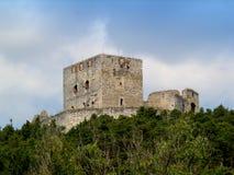 Schloss Rabi Stockfotografie
