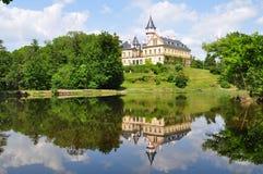 Schloss Radun lizenzfreies stockbild