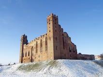 Schloss in Radzyn Chelminski Lizenzfreies Stockbild