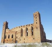 Schloss in Radzyn Chelminski Lizenzfreie Stockfotos