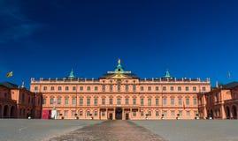 Schloss Rastatt w Baden-Wurttemberg, Niemcy Zdjęcie Stock