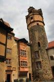 Schloss Ronneburg stockbild