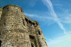 Schloss-Ruinen Lizenzfreies Stockfoto