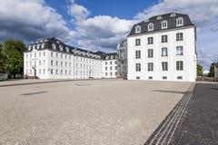Schloss Saarbrücken Lizenzfreies Stockbild