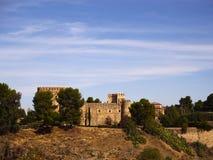 Schloss San-Servando Lizenzfreie Stockfotos