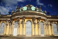 Schloss Sanssouci Fotos de archivo