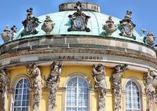 Schloss Sanssouci Stock Photography