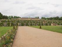 Schloss Sanssouci Potsdam Stock Photo