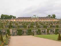 Schloss Sanssouci Potsdam Royalty Free Stock Photos
