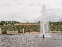 Schloss Sanssouci Potsdam Stock Photography