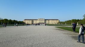 Schloss Schönbrunn στοκ φωτογραφία