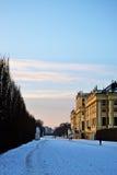 Schloss Schönbrunn维恩 免版税库存照片
