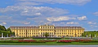 Schloss Schönbrunn Fotografia Stock