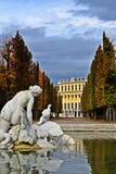 Schloss Schönbrunn Zdjęcie Royalty Free