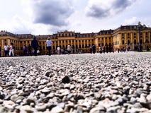 Schloss Schönbrunn imágenes de archivo libres de regalías