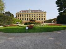 Schloss Schönbrunn fotos de archivo