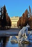Schloss Schönbrunn Wien Photo libre de droits