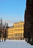 Schloss Schönbrunn Wien Fotografia Royalty Free