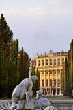 Schloss Schönbrunn, Wien Obraz Stock