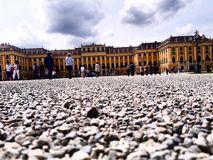 Schloss Schönbrunn Royalty Free Stock Images