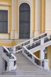 Schloss Schönbrunn, Viena imagens de stock