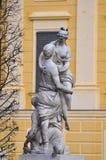 Schloss Schönbrunn, Vienna. Schönbrunn palace in Vienna Austria stock images