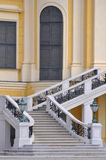 Schloss Schönbrunn, Vienna. Schonbrunn palace in Vienna Austria Stock Images
