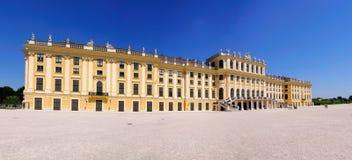 Schloss Schönbrunn, Vienna, Austria. A picture of Schloss Schönbrunn, a palace in Vienna, Austria stock photos