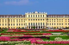 Schloss Schönbrunn, Wenen Stock Foto's
