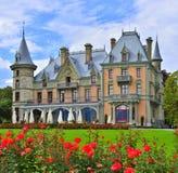 Schloss Schadau,图恩,瑞士 库存图片