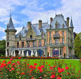 Schloss Schadau, Thun, Svizzera Immagini Stock