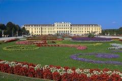 Schloss Schoenbrunn Royalty Free Stock Photography