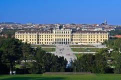 Schloss Schoenbrunn Lizenzfreies Stockbild