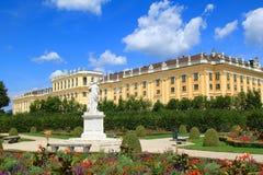 Schloss Schoenbrunn Palast, Wien - Österreich Stockbilder