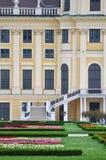 Schloss Schonbrunn,维也纳 库存照片