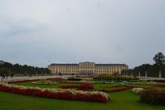 Schloss Schonbrunn image libre de droits